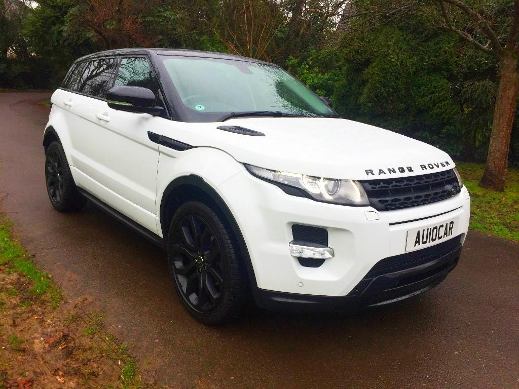 Land Range Rover Evoque