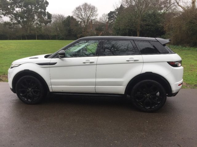 Land Range Rover Evoque